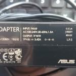 Блоки питания или зарядка для модели ноутбука ASUS X502C