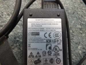 kupit AC adapter for NP-R580