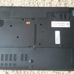 Ноутбук на запчасти модель Packart bell EasyNote_TE11-BZ-260RU