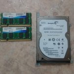 ASUS K50IN kupit DDR2, HDD 320