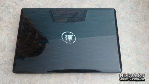 dns-h36fd-i5 купить ноутбук на запчасти