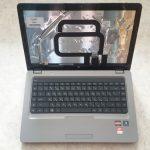 HP G62 на запчасти