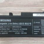 Купить батарею для ноутбука Samsung R525