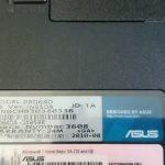 Продам запчасти Asus N61DA