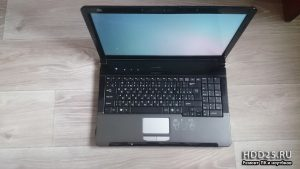 Продам на запчасти ноутбук DNS 126412 Puma PCA55