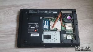 ноутбука продам DNS 126412 Puma PCA55