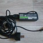 Продам зарядку для Sony Vaio PCG-31312V