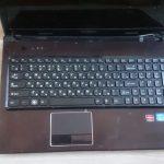 Продам на запчасти ноутбук Lenovo G570