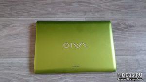 Продам ноутбук Sony Vaio PCG-31312V