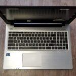 Продам ноутбук на запчасти Asus K56CB