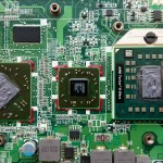 Замена термопасты на процессоре ноутбука и видеочипе