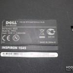 Dell Inspiron 1545 Model PP41L po zapchastzm prodam noutbuk