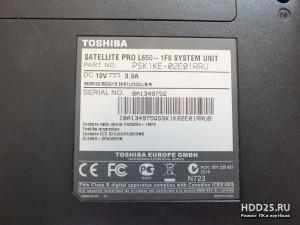 Toshiba satellite Pro L650-1F8 Prodam na zapchsti