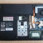 Acer 7736ZG 17.3 продам на запчасти ноутбук