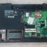 DNS W765K ноутбук в разбор на запчасти