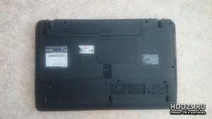 продам ноутбук на запчасти toshiba-satellite-c670-12k