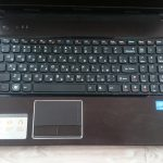 Купить запчасти для ноутбука Lenovo G570