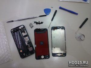 Замена экрана Iphone 6 у вас на дому, выезд